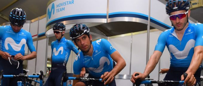 team movistar tour down under